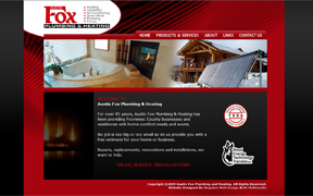 Austin Fox Plumbing & Heating